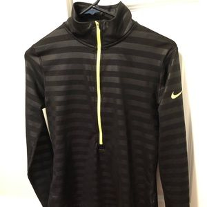 Nike metallic pull over!
